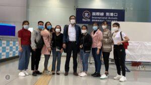 関西国際空港 入国